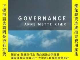 二手書博民逛書店Governance罕見(Key Concepts)Y11617 Anne Mette Kjaer Polit