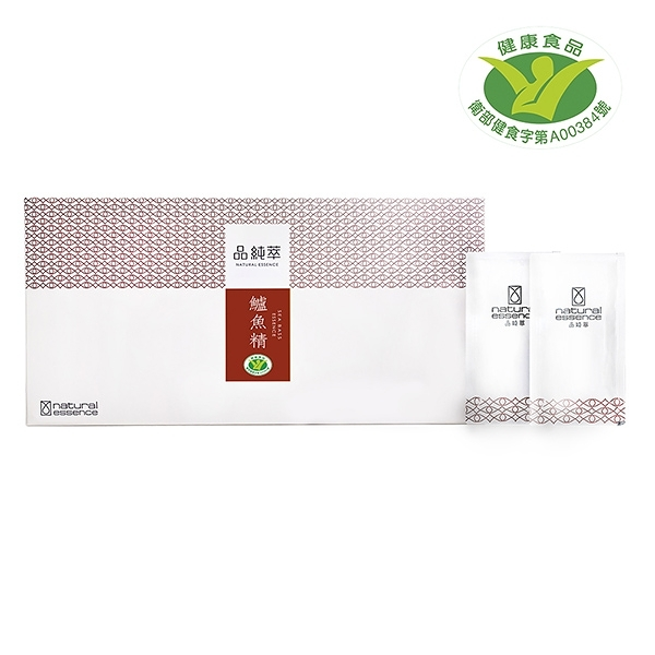品純萃.鱸魚精(20入×1盒)加送2包﹍愛食網