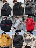 棉衣男士棉襖年新款秋冬季流韓版牌帥氣短款外套羽絨棉服