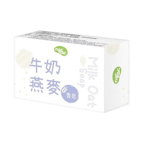 Nac Nac 新牛奶燕麥嬰兒皂75g