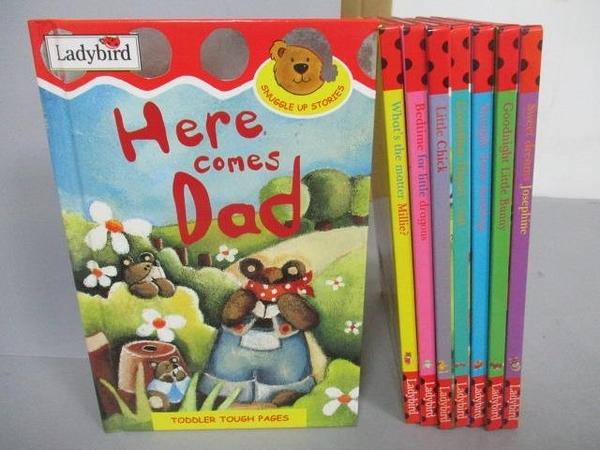 【書寶二手書T3/語言學習_NAO】Here comes Dad_Littles Chick等_共8本合售