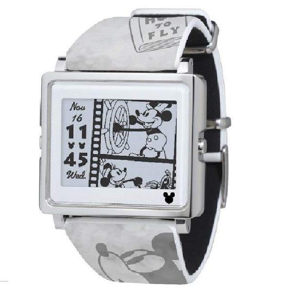 手錶 Smart Canvas Mickey Mouse 復刻時光之旅手錶