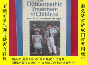 二手書博民逛書店The罕見Homeopathic Treatment of Ch