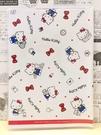 【震撼精品百貨】Hello Kitty 凱蒂貓~kitty證件套-滿版白色#52612