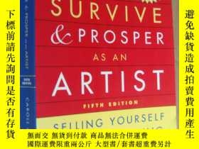 二手書博民逛書店How罕見To Survive And Prosper As A