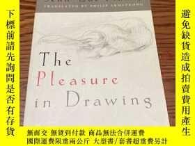 二手書博民逛書店The罕見pleasure in DrawingY396638 Jean Luc Nancy Fordha