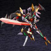 KOTOBUKIYA 壽屋 第三次超級機器人大戰Z 天獄篇 狩狼牙 罪 組裝模型