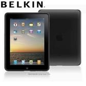 【A Shop】BELKIN Grip Vue透色清水套 for iPad-黑