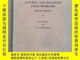 二手書博民逛書店analysis罕見and computation of electric and magnetic field