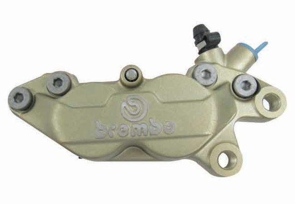 KYMCO光陽機車BREMBO前煞車卡鉗套件(RACING125/150專用)
