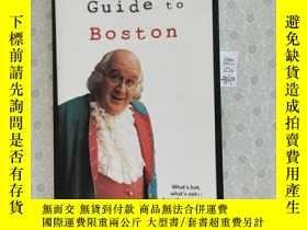 二手書博民逛書店32開英文原版罕見Frommer s Irreverent Guide to BostonY281995 Di