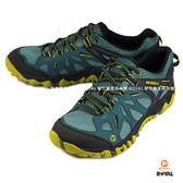 MERRELL新竹皇家 ALL OUT BLAZE AERO SPORT 綠/黃 水陸兩棲 運動鞋 男款NO.A8704