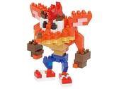 《 Nano Block 迷你積木 》NBCC_098袋狼大進擊 克拉修 / JOYBUS玩具百貨