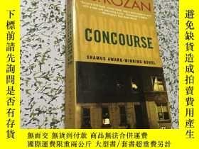 二手書博民逛書店Concourse:罕見MINOTAUR Mystery (SH