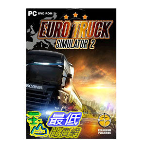 [104美國直購] Euro Truck Simulator 2 - PC