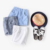 童裝夏季五分褲小兒童休閒薄款褲子寶寶