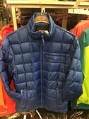 Marmot 美國品牌 700FP 防潑水羽絨外套/夾克 天藍色
