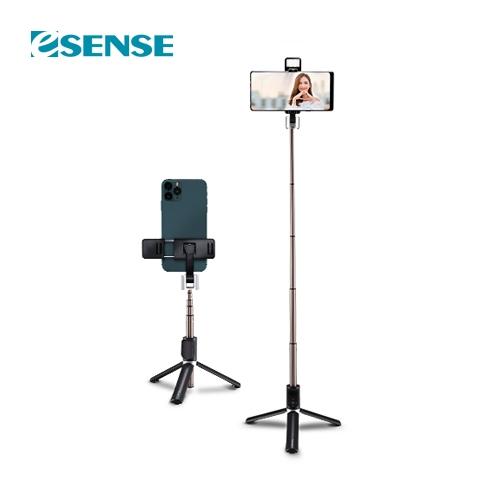 E-sense 逸盛 S1 美顏家 藍牙 自拍神器 兩段式美肌補光燈 18-BBS168BK