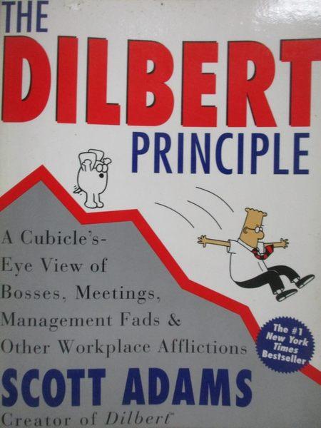 【書寶二手書T6/財經企管_NFY】The Dilbert Principle_Adams, Scott