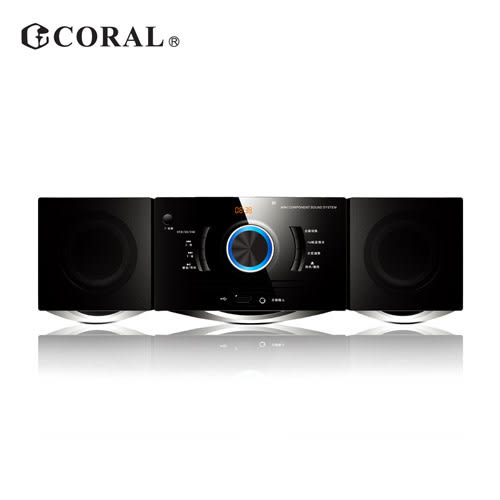 【CORAL】PM1 小型DVD音響 多功能媒體播放器