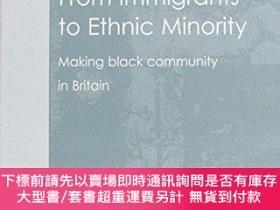 二手書博民逛書店From罕見Immigrants To Ethnic MinorityY255174 Chessum, Lor