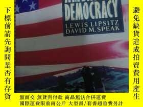 二手書博民逛書店AMERICAN罕見DEMOCRACY (SECOND EDIT