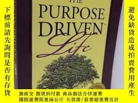 二手書博民逛書店The罕見purpose-Driven lifeY22565 Rick Warren published IS