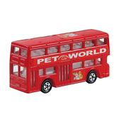 TOMICA 小車 95 倫敦雙層巴士 再到貨無新車貼 TOYeGO 玩具e哥