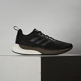 Adidas Lavarun 黑 舒適 避震 慢跑鞋 FW8308