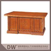 【多瓦娜】19058-612008 雙龍5.8尺實木辦公桌(591-1)