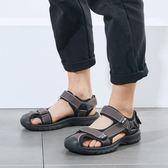 涼鞋 沙灘鞋 戶外登山涼鞋 運動涼鞋【非凡上品】nx2444