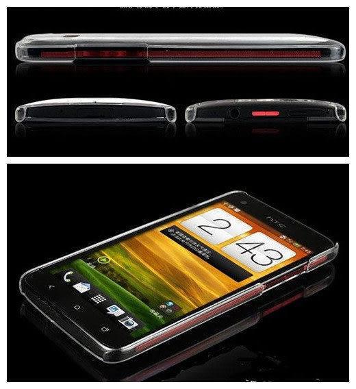 ♥ 俏魔女美人館 ♥ {海軍風 *水晶硬殼} HTC Desire 526G+手機殼 手機套 保護套