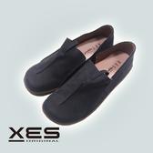 XES簡便休閒鞋 黑色 台灣製造