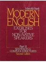 二手書 Modern English Exercises for Non-Native Speakers, Part 2:  Sentences and Complex Structures, 2n R2Y 0135938562