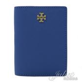 茱麗葉精品【全新現貨】TORY BURCH Emerson Foldable 信用卡名片夾.寶藍
