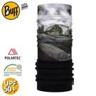 【BUFF 西班牙 POLAR保暖頭巾 Plus 《三峰山》】123700/圍脖/帽子/口罩/圍巾/快乾透氣
