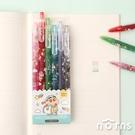 日貨蠟筆小新果凍原子筆 六入組- Norns 日本進口 彩色原子筆 睡衣裝扮 小葵 小白