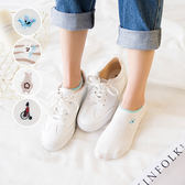 女襪子純棉短襪淺口隱形襪夏季薄款硅膠船襪