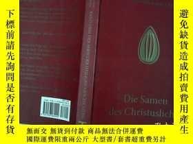 二手書博民逛書店Die罕見Samen des ChristuslichtsY198833