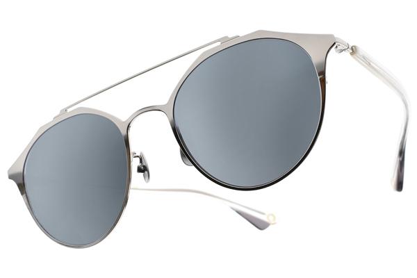 NINE ACCORD 水銀太陽眼鏡 KISSING-MARSTWO C02 (槍銀) 韓系別緻款 藍水銀款 # 金橘眼鏡