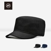 卡車帽四季款戶外棒球帽子男士正韓潮平頂帽子時尚女休閒軍帽鴨舌帽防曬 快速出貨