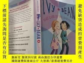 二手書博民逛書店罕見ivy+bean:常春藤豆Y200392