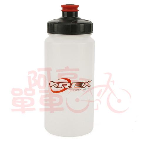 *阿亮單車*自行車大吸嘴水壺,600cc容量,透明色《B23-532》