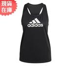 【現貨】Adidas AEROREADY 女裝 背心 訓練 健身 吸濕排汗 工字背 黑【運動世界】GL3826