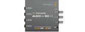 【BMD】BlackMagic Mini Converter Audio to SDI 4K 迷你轉換器音頻到SDI 4K 公司貨 CONVMCAUDS4K
