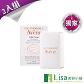 本期特惠 Avene雅漾無皂基潔膚皂2入組 立即省↘$261 溫和潔淨全臉及全身的肌膚