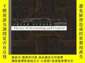 二手書博民逛書店Theory罕見Of Accounting And ControlY364682 Shyam Sunder S