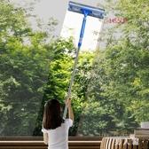 擦窗擦玻璃神器伸縮桿家用高空玻璃雙面擦清潔工具刮水器 PA16584『男人範』