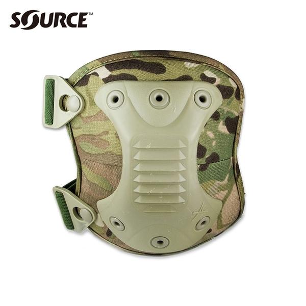 SOURCE 軍用護膝4900101500 / 城市綠洲 (單車、登山、慢跑、健行用)