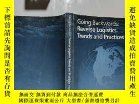 二手書博民逛書店Going罕見Backwards: Reverse Logist